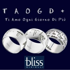 ANELLO BLISS - MOD: TAOGD004